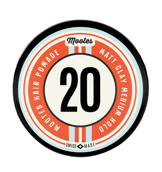 Mootes Pomade Nr. 20