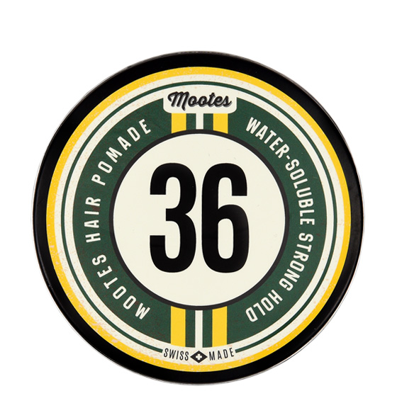 Mootes Pomade Nr. 36