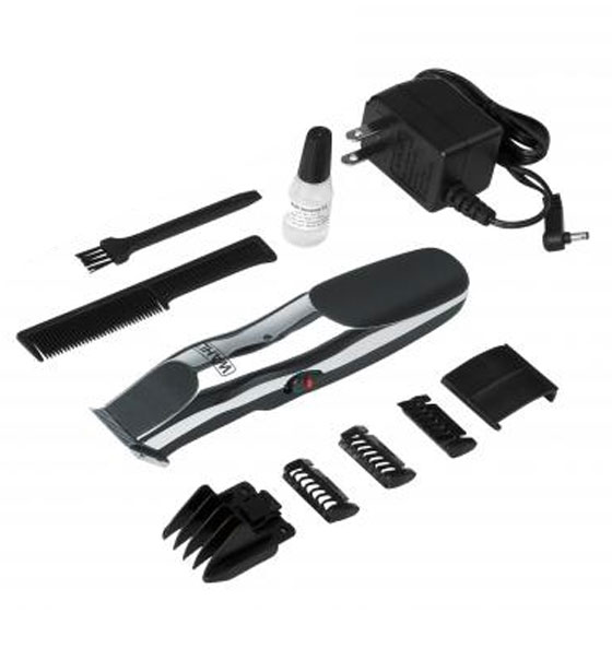 Wahl Bart Trimmer GroomsMan Inhalt