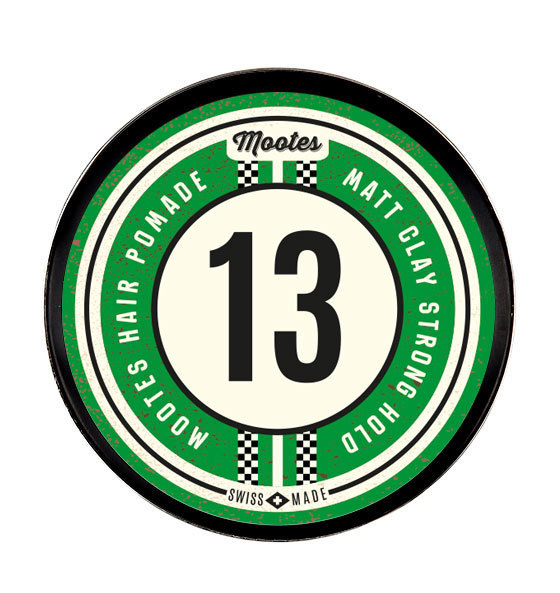Mootes Haarpomade #13